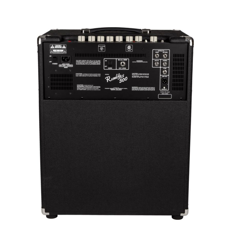 Fender Rumble 500 V3 500 Watt Bass Amp Combo Sound Centre