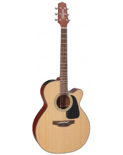Takamine P1NC Pro Series 1 Acoustic-Electric Guitar - Natural