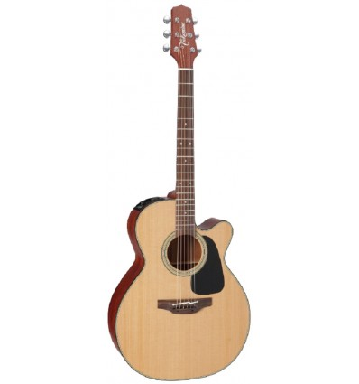 Takamine P1NC Pro Series 1 Acoustic-Electric Guitar | Natural