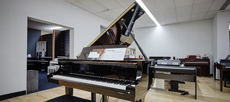 Sound Centre Nedlands Yamaha Piano