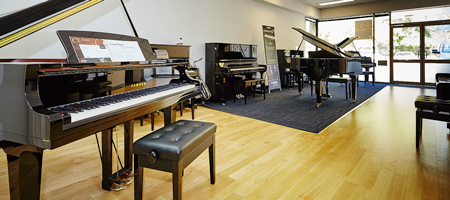 Sound Centre Pianos Entry