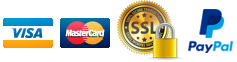 We Accept These Payment Methods | SSL Security For All Transactions