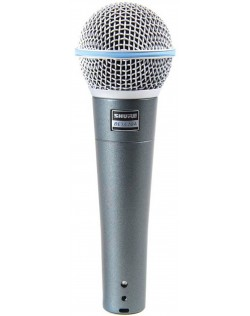 Shure Beta 58A Dynamic Lo Z Vocal Supercardioid Microphone