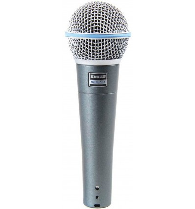 Shure Beta58A Dynamic Lo Z Vocal Supercardioid Microphone