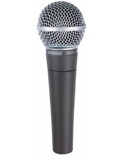 Shure SM58 Dynamic Lo Z Vocal Cardioid Microphone