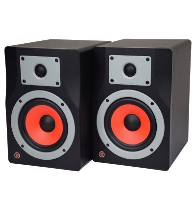 SM Pro Audio 5 Inch Biamp Active Studio Monitors