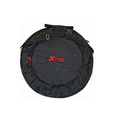 Xtreme DA571 22 Inch Heavy Duty Cymbal Bag With Accessory Pocket
