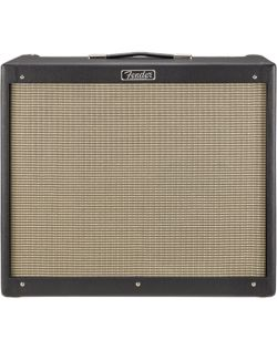 Fender Hot Rod DeVille 212 IV 2x12 Guitar Combo Amplifier - Black