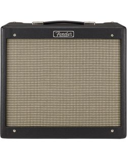Fender Blues Junior IV 1X12 Guitar Combo Amplifier - Black