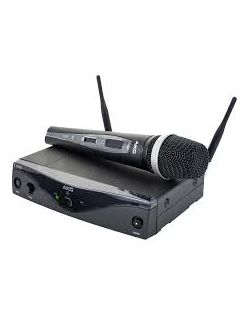 AKG WMS470 Wireless Vocal Microphone System (D5 Set)