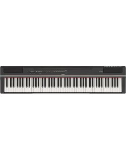 Yamaha P125 Portable Digital Piano - Black