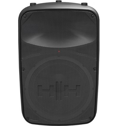 """HH Electronics 15"""" 400 Watt VECTOR 15 Active Cabinet With Media Player-Bluetooth-3 Channel Mixer"""