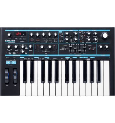 Novation Bass Station II 25 Note Analogue Mono Synth