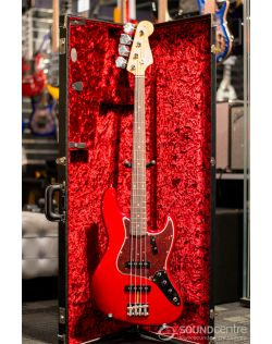 Fender American Original 60's Jazz Bass - Candy Apple Red