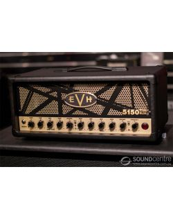 EVH 5150III 50W EL34 Head - Black and Gold