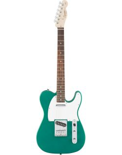 Squier Affinity Series Telecaster Electric Guitar - Race Green