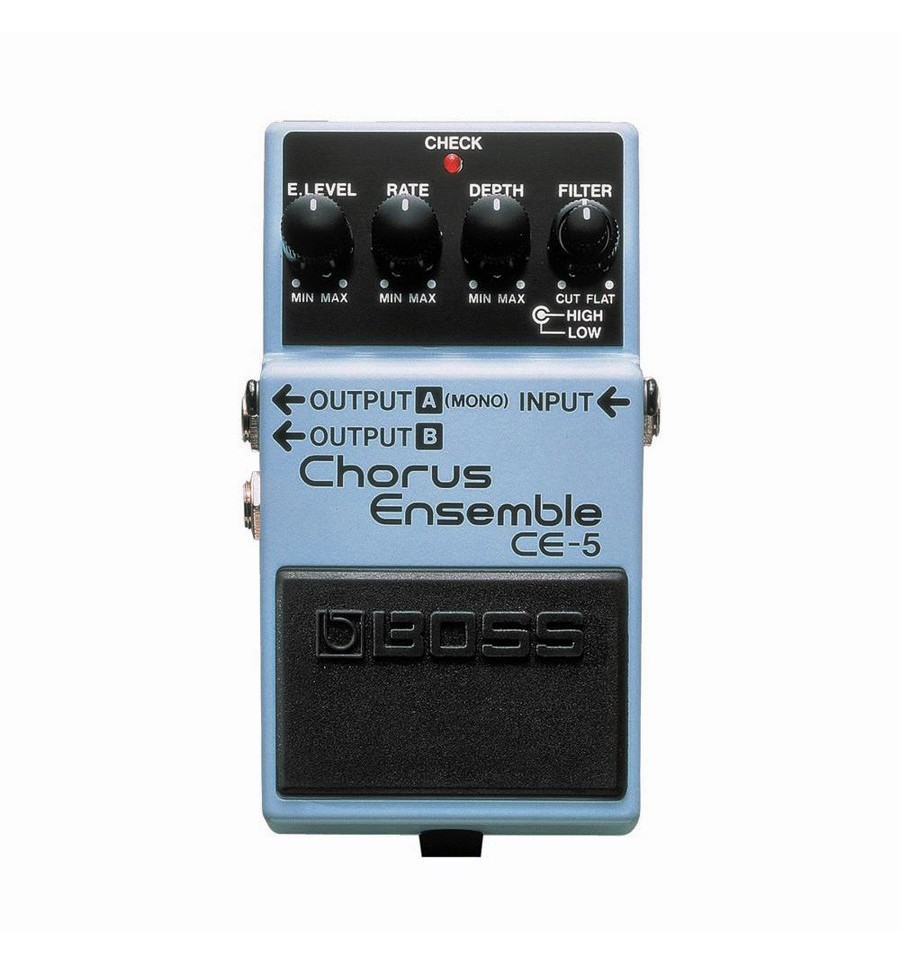 Hand built Chorus CE 2 Guitar Effects Pedal Based on Boss