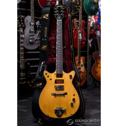 Gretsch G6131-MY Malcolm Young Signature Jet Electric Guitar - Natural