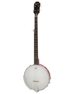 Epiphone MB-100 Banjo - Vintage Satin Brown
