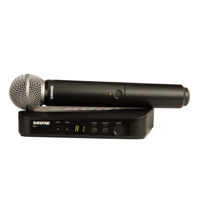 Shure BLX SM58 Wireless Microphone System