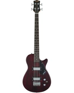 Gretsch G2220 Junior Jet II Short Scale Bass - Walnut Stain