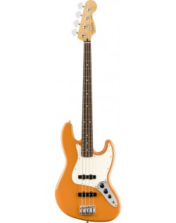 Fender Player Series Jazz Bass Guitar - Capri Orange