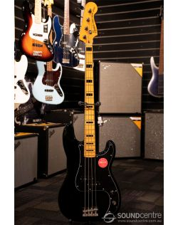 Fender Squier Classic Vibe 70's Precision Bass - Black