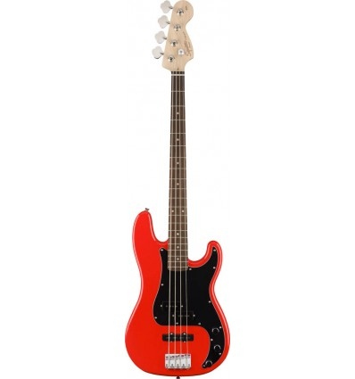 Fender Squier Affinity Series Precision Bass - Race Red