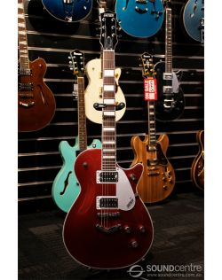 Gretsch G5220 Electromatic Jet BT V Stoptail - Firestick Red