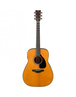 Yamaha FGX3 Red Label Acoustic-Electric Guitar - Vintage Natural