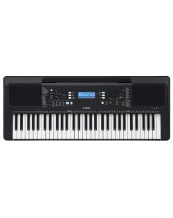 Yamaha PSR-E373 61 Note Keyboard W/ Free HPH50B Headphones