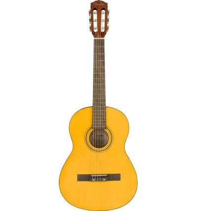 Fender ESC80 Educational Series 3/4 Size Classical Nylon String Guitar