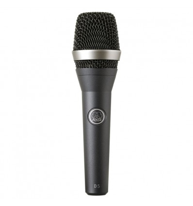 AKG D5 Professional Dynamic Supercardioid Vocal Microphone