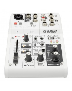 Yamaha AG03 Interface