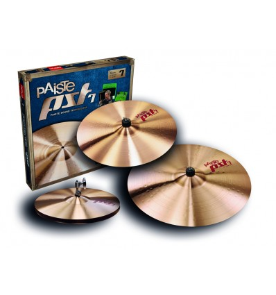 Paiste PST7 Light Session Set (14/16/20)