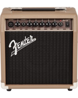 Fender Acoustasonic 15 Guitar Amp