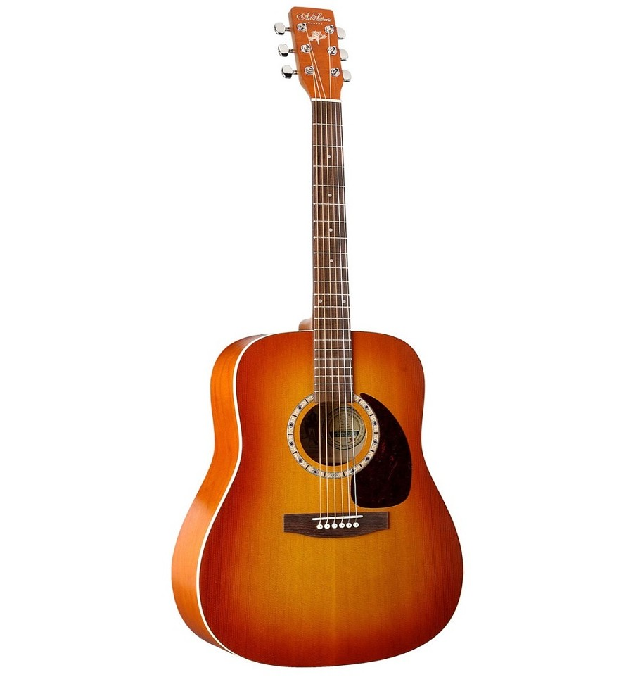 Art And Lutherie Art114 Dreadnaught Acoustic Guitar