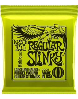 Ernie Ball 10-46 Regular Slinky Nickel Wound