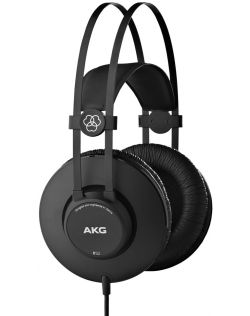 AKG K52 Closed Back Over Ear Headphones