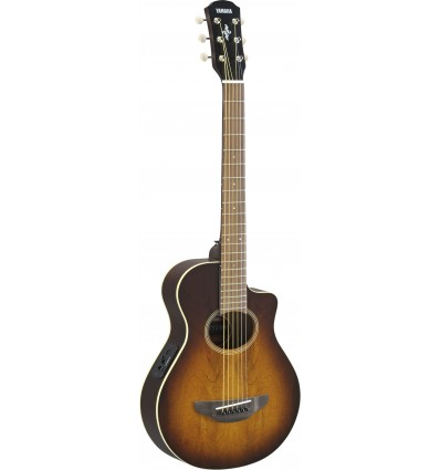 Yamaha APTX2 Exotic Wood Acoustic-Electric Guitar - Tobacco Brown Sunburst