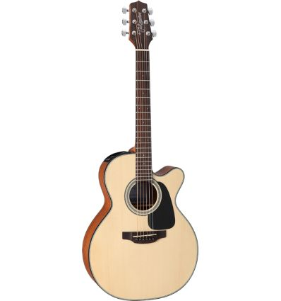 Takamine GX18CE Mini Acoustic-Electric Guitar - Natural