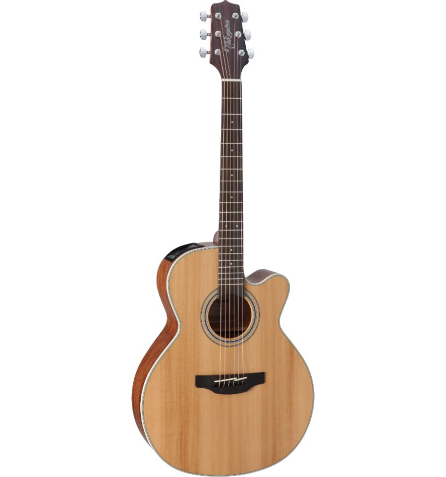 Takamine Gn20ce Acoustic Electric Guitar Natural Sound