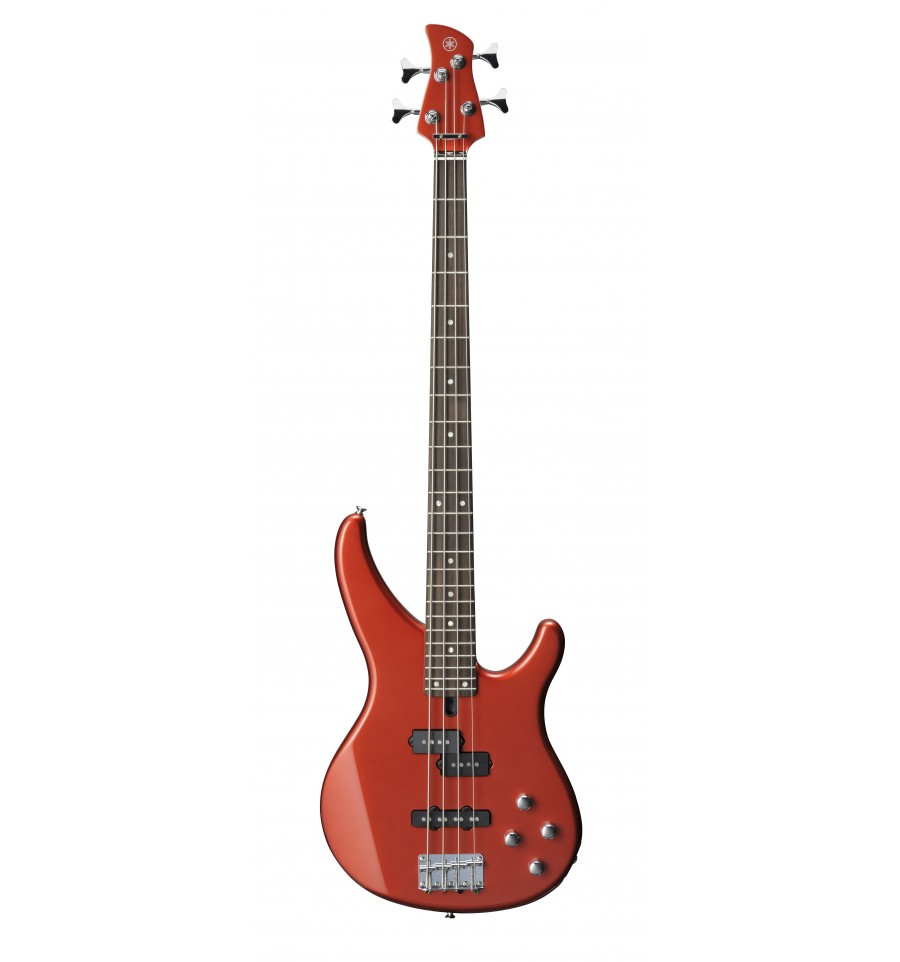 yamaha trbx204 bass guitar bright red metallic sound centre. Black Bedroom Furniture Sets. Home Design Ideas