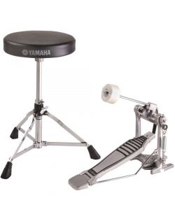 Yamaha FPDS2A Drum Throne And Pedal Set