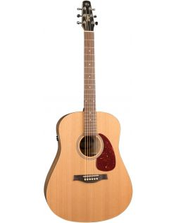 Seagull S6 Original Acoustic-Electric Guitar - Custom Polish Finish