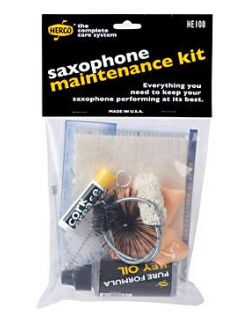 Herco Saxophone Maintenance Kit