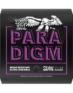 Ernie Ball 11-48 Paradigm Power Slinky Electric Guitar Strings