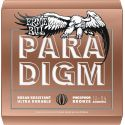 Ernie Ball 12-54 Paradigm Med Light Phosphor Bronze Acoustic Guitar Strings