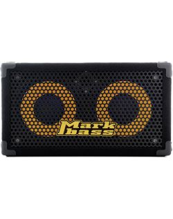 Mark Bass Traveler 102P 2x10 Inch Bass Cabinet