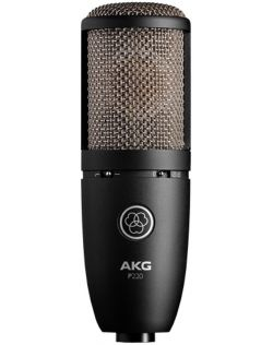 AKG P-220 Large Diaphragm True Condenser Microphone